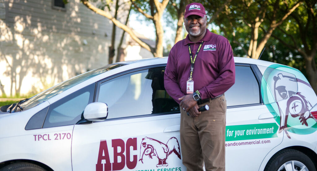 ABC Home Pest Technician