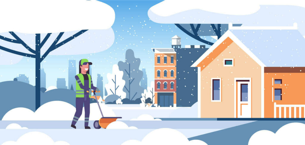 Snow Removal Answering Service